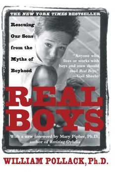 Real Boys book cover