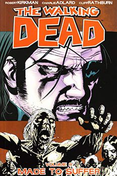 The Walking Dead, Vol. 8 book cover