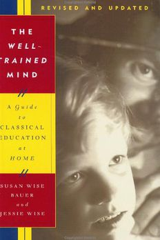 The Well-Trained Mind book cover
