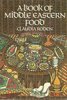 A Book of Middle Eastern Food book cover