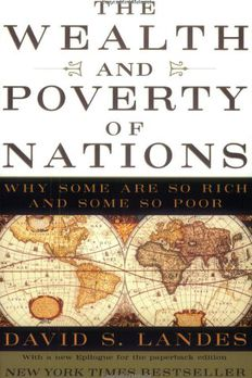 The Wealth and Poverty of Nations book cover