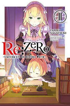 Re:ZERO - Starting Life in Another World book cover