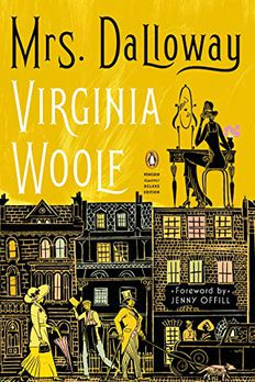 Mrs. Dalloway book cover