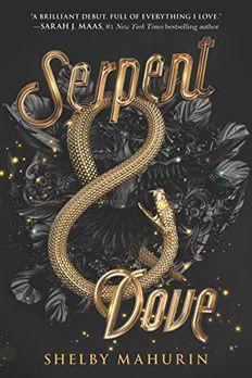 Serpent & Dove book cover