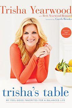 Trisha's Table book cover