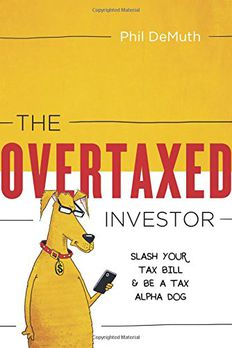 The Overtaxed Investor book cover