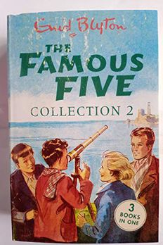 The Famous Five Collection book cover