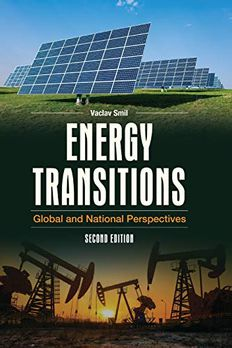 Energy Transitions book cover
