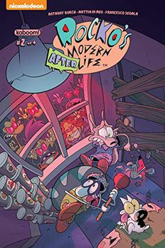 Rocko's Modern Afterlife #2 book cover