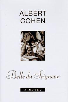 Belle du Seigneur book cover
