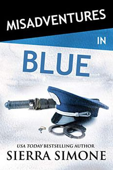 Misadventures in Blue book cover