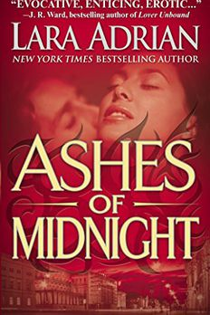 Ashes of Midnight book cover