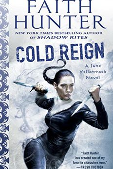 Cold Reign book cover