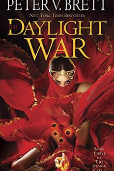 The Daylight War book cover