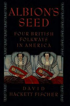 Albion's Seed book cover