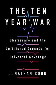 The Ten Year War book cover