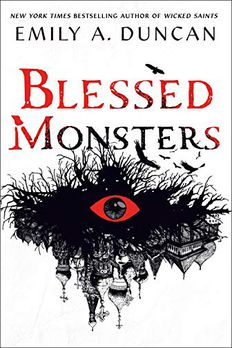 Blessed Monsters book cover