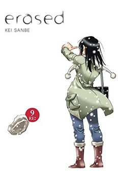 Erased Vol. 9 book cover