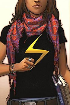 Ms. Marvel Volume 1 book cover
