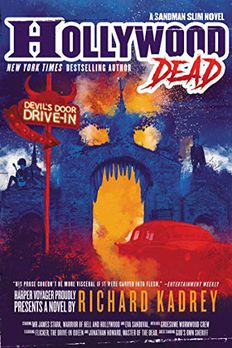 Hollywood Dead book cover