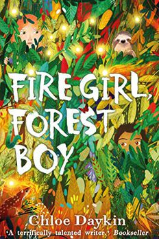Fire Girl, Forest Boy book cover