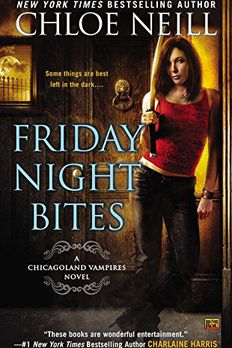Friday Night Bites book cover