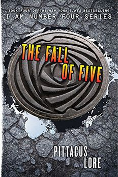 The Fall of Five book cover