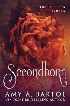 Secondborn book cover
