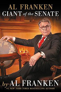 Al Franken, Giant of the Senate book cover