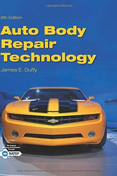 Auto Body Repair Technology book cover