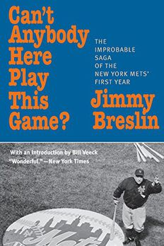 Can't Anybody Here Play This Game? book cover