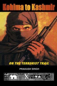 Kohima to Kashmir book cover