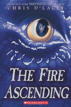 The Fire Ascending book cover