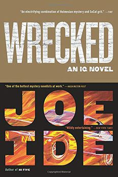 Wrecked book cover