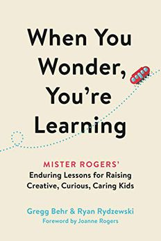 When You Wonder, You're Learning book cover