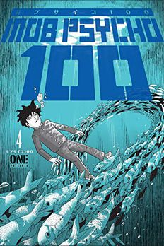 Mob Psycho 100 Volume 4 book cover