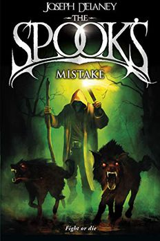 The Spook's Mistake book cover