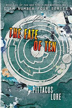 The Fate of Ten book cover