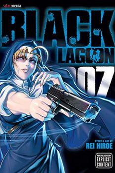 Black Lagoon, Vol. 7 book cover