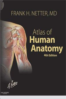 Atlas of Human Anatomy, 4th Edition book cover