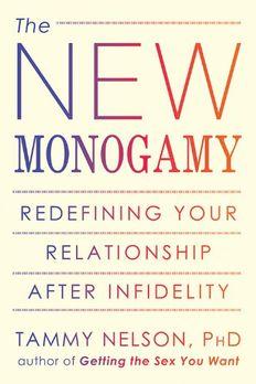 The New Monogamy book cover
