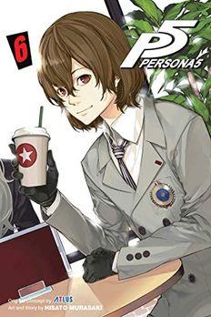 Persona 5, Vol. 6 book cover