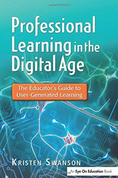 Professional Learning in the Digital Age book cover