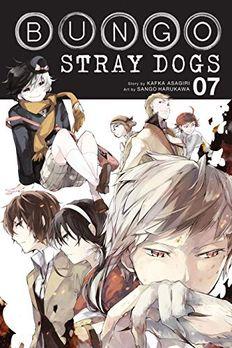 Bungo Stray Dogs Vol. 7 book cover