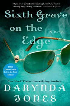 Sixth Grave on the Edge book cover