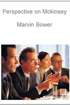 Perspective on McKinsey & Company, the World's Top Strategic Consulting Firm book cover