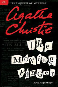 The Moving Finger book cover