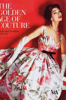 The Golden Age of Couture book cover