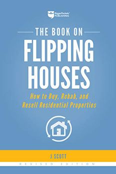 The Book on Flipping Houses book cover