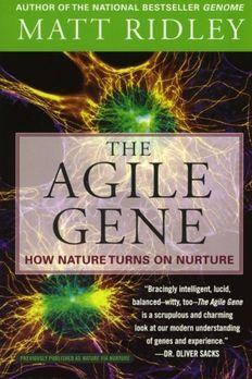 The Agile Gene book cover